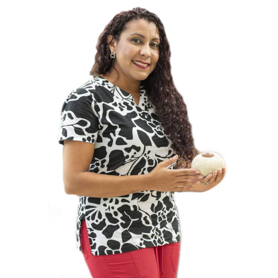 Olga de Acevedo (Enfermera - Especialista en Lactancia Humana)